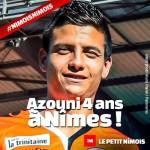 Azouni 4 ans à Nîmes