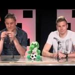Renaud Ripart et Mohamed Benyahia sur le plateau de Croco Hebdo de TV Sud