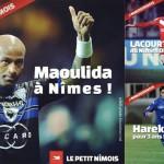 9 joueurs du Nîmes Olympique à suivre sur Instagram