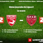 Nîmes Olympique - Dijon DFCO - Ligue 2