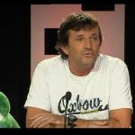 José Pasqualetti invité de TV Sud, sur le plateau de Croco Hebdo