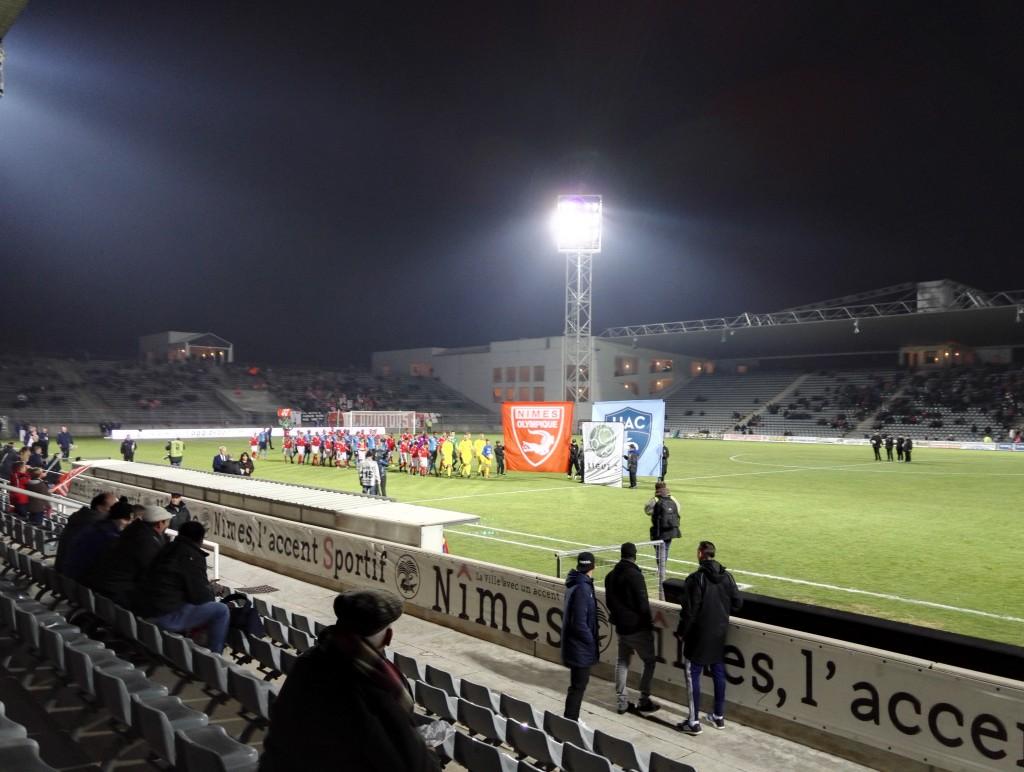 Nîmes Olympique : Encore une petite raison de croire au maintien